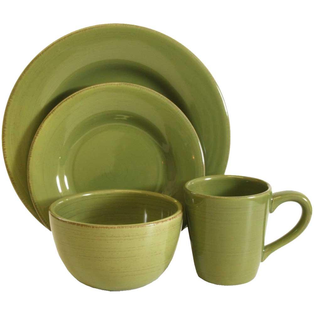 16 Piece Ceramic Dinnerware Set In Tableware Sets