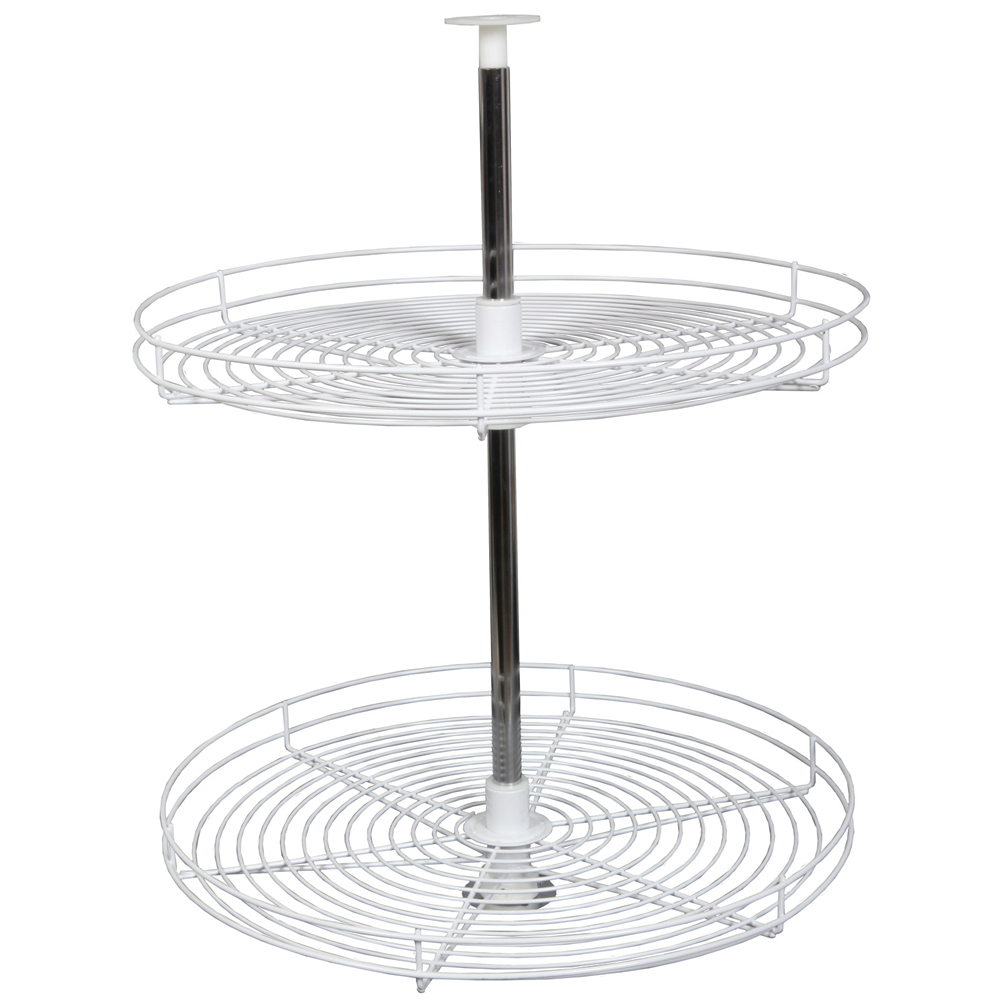 24 inch cabinet lazy susan wire fullround image click any image to view in high resolution