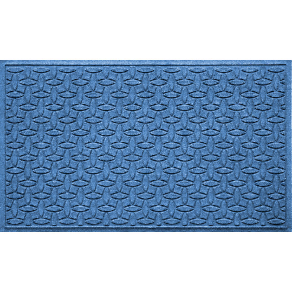 3 x 5 Front Door Mat - Ellipse in Doormats