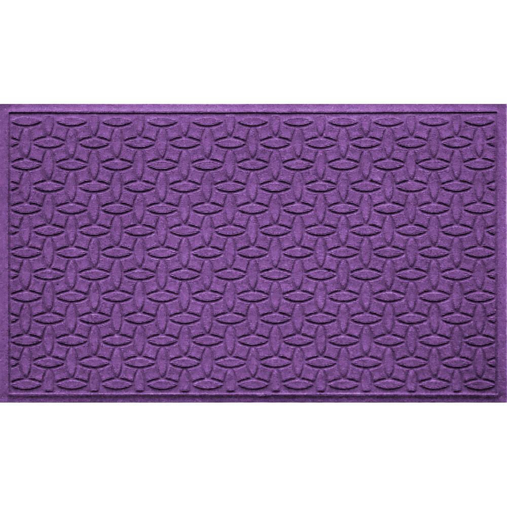 3 X 5 Front Door Mat Ellipse In Doormats
