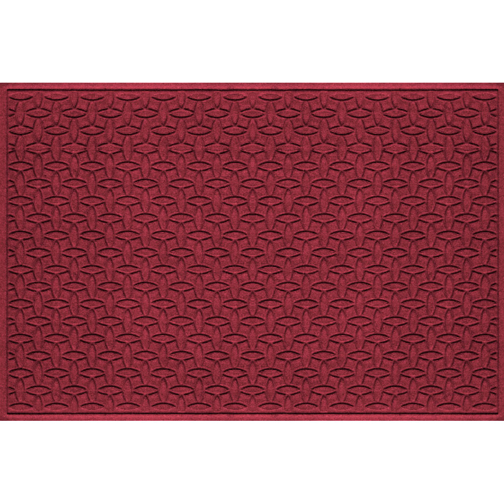 Red Foyer Rug : Foyer mat ellipse in entryway rugs