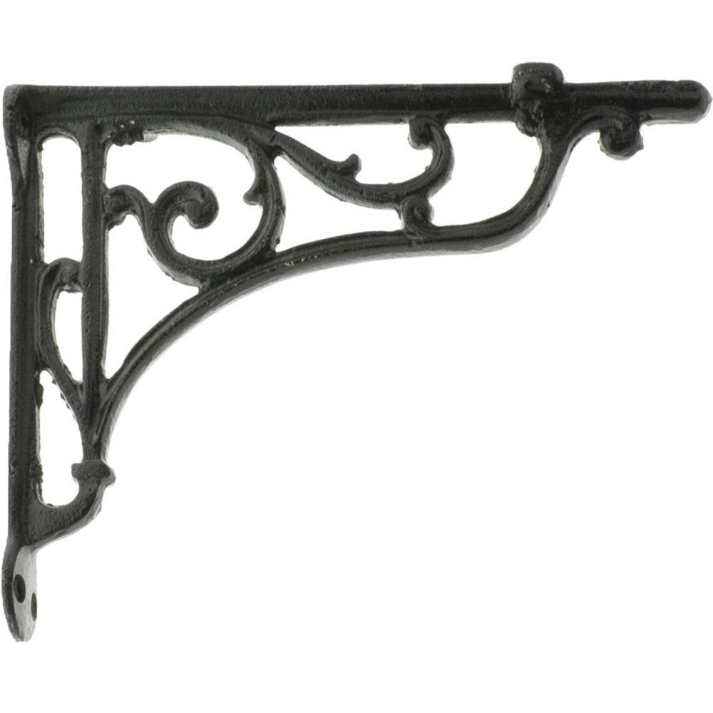 8 5 Inch Decorative Shelf Bracket In Shelf Brackets