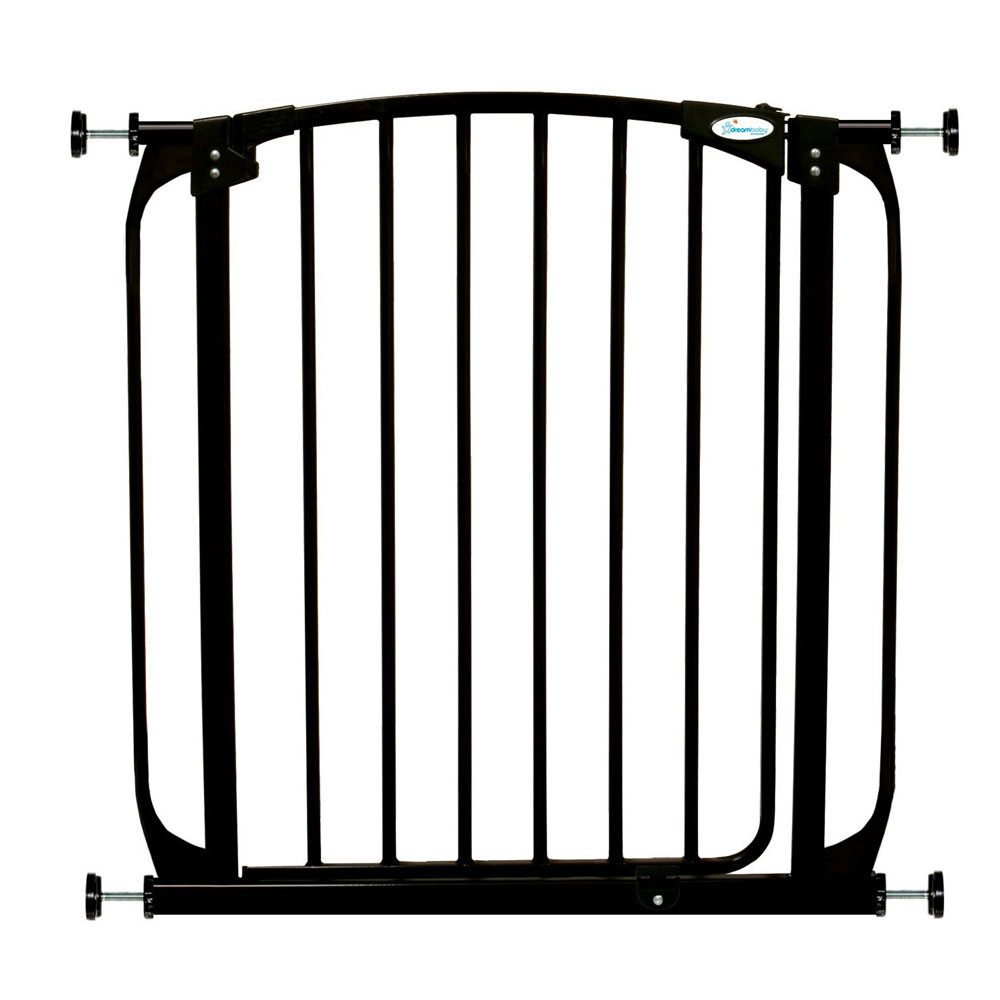 Auto Close Baby Gate In Baby Gates