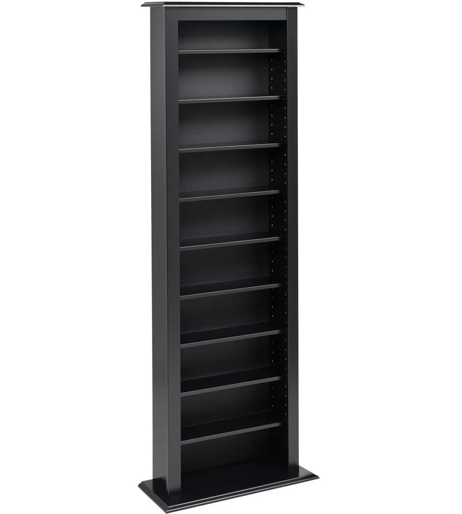 Barrister Multimedia Storage Tower In Media Storage Towers