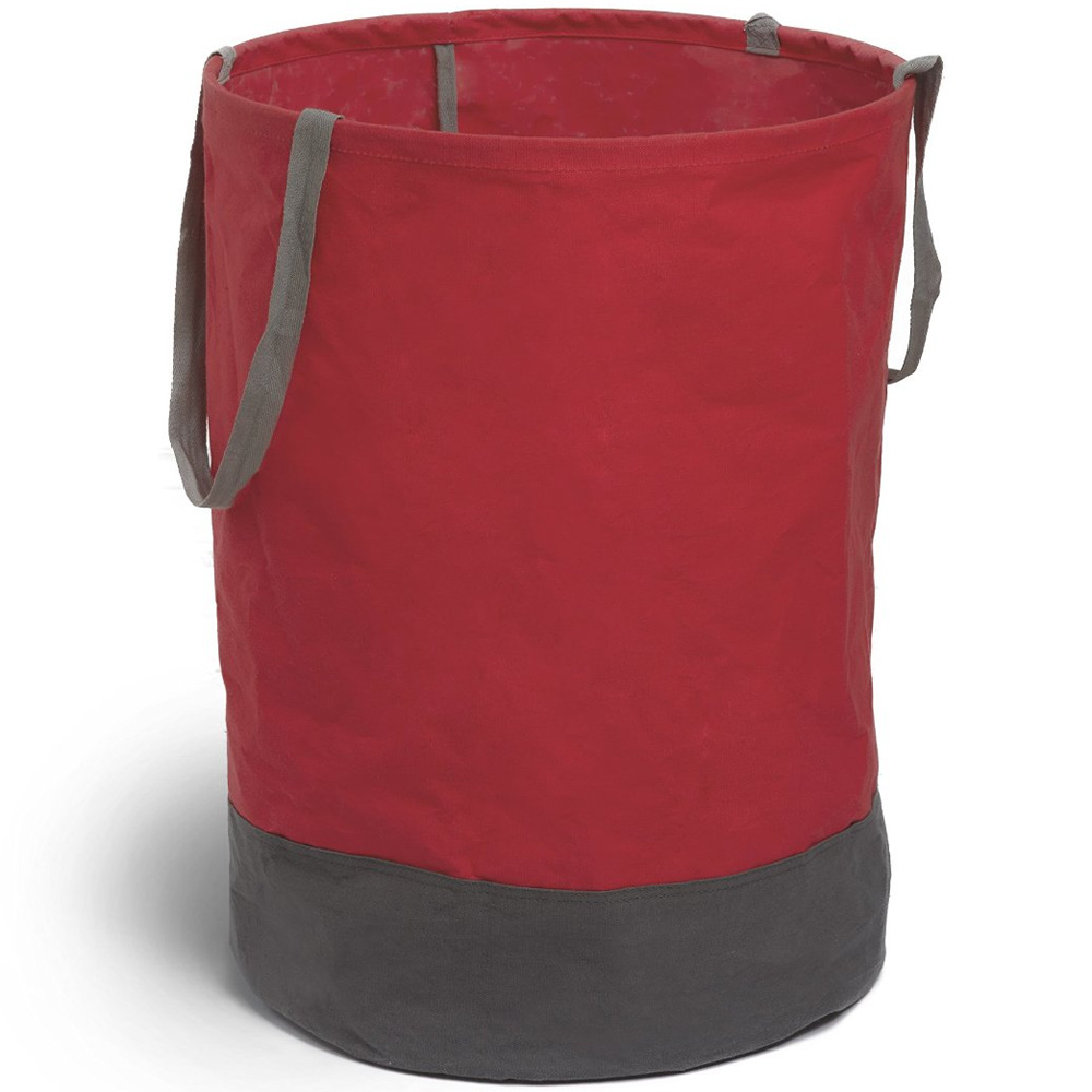 Collapsible Laundry Hamper Crunch