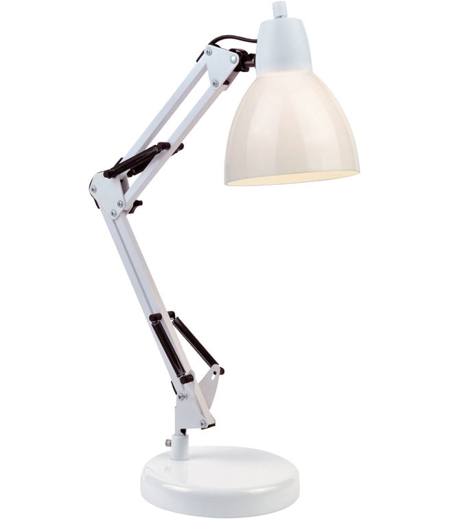 Colorful adjustable desk lamp in desk lamps aloadofball Image collections