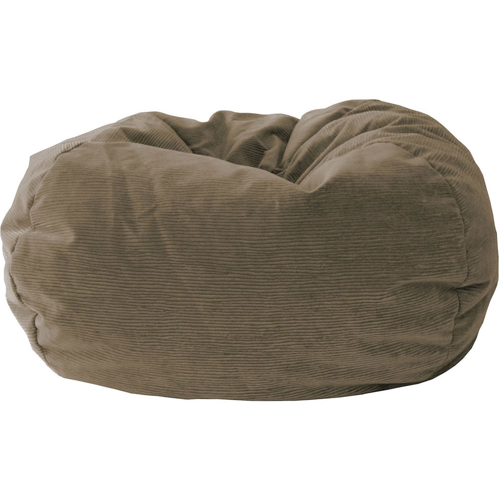 corduroy bean bag chair small in bean bag chairs. Black Bedroom Furniture Sets. Home Design Ideas