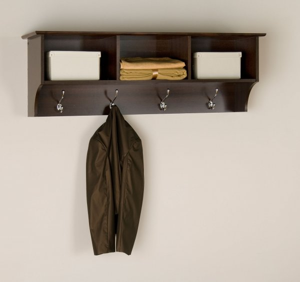 cubbie shelf for entryway in wall coat racks. Black Bedroom Furniture Sets. Home Design Ideas
