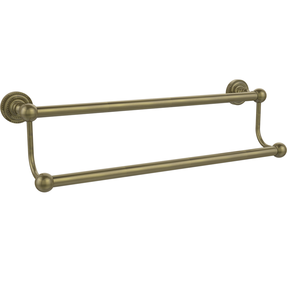dottingham 36 inch double towel bar in towel bars and rings