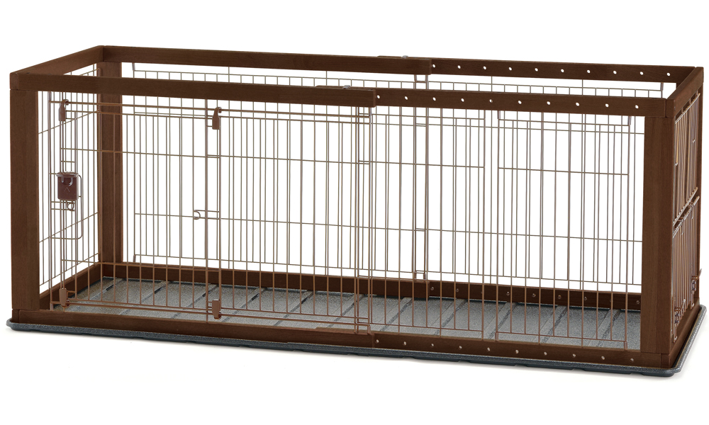 Expandable Dog Crate In Pet Pens