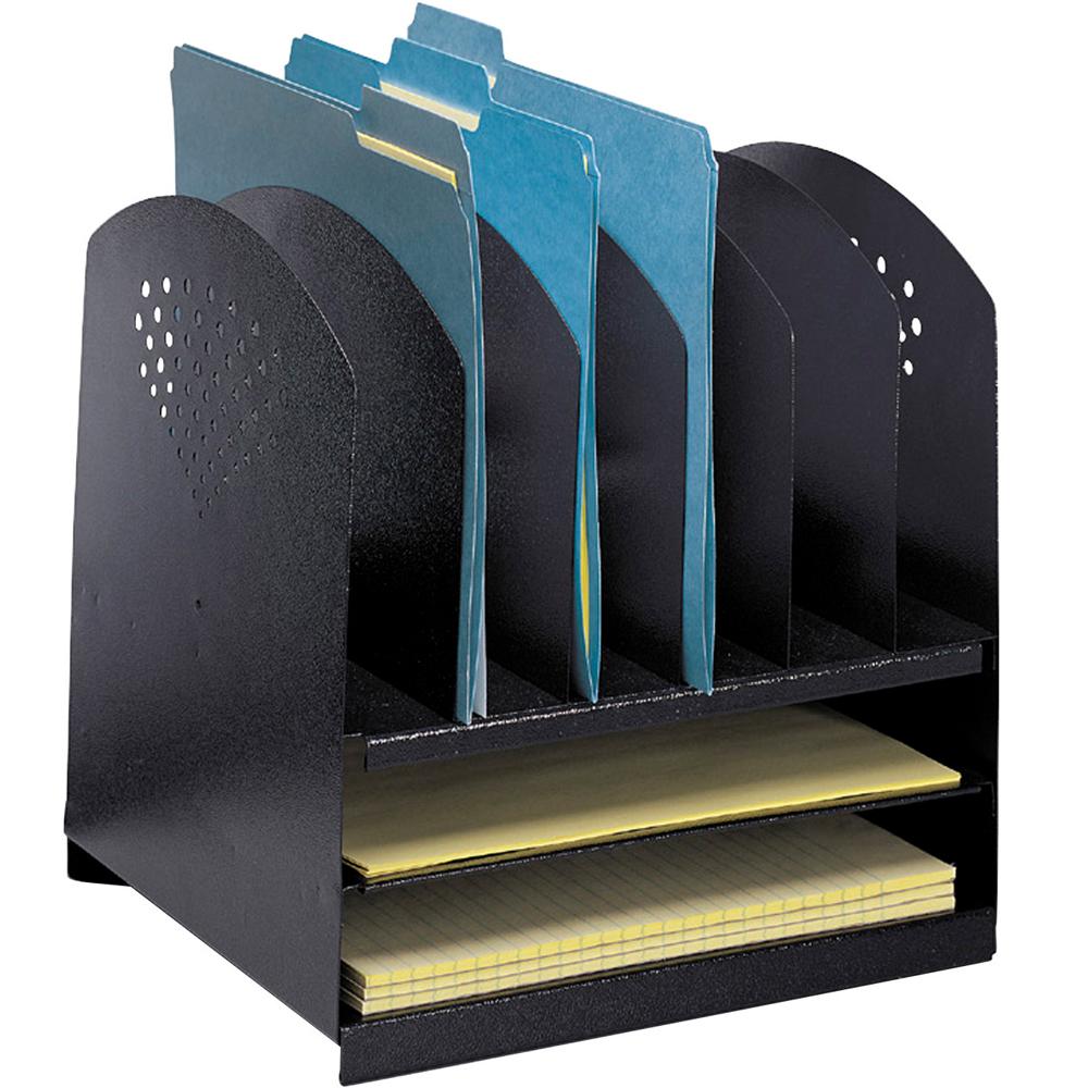 File folder desk organizer in file and mail organizers - Desk organizer ...