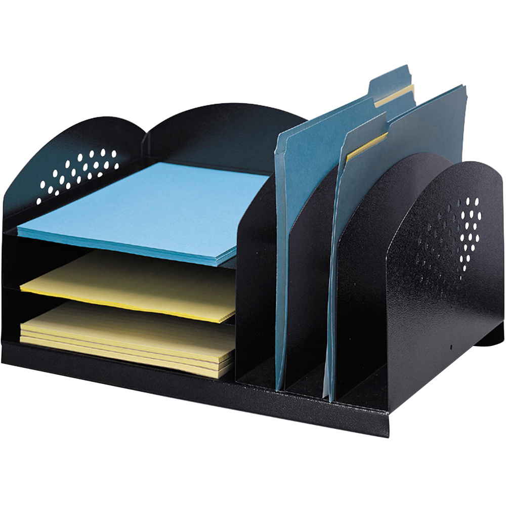 File Folder Desk Organizer In And Mail Organizers