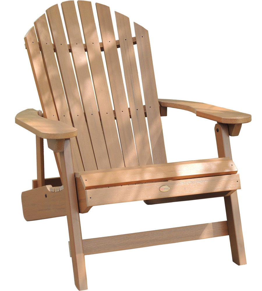 King Reclining Adirondack Chair In Adirondack Chairs