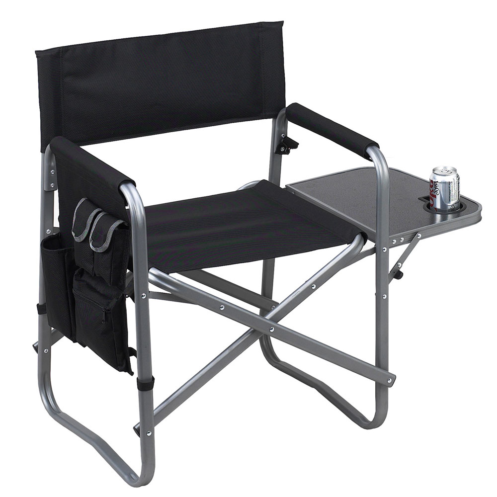 Folding Camping Chair in Picnic