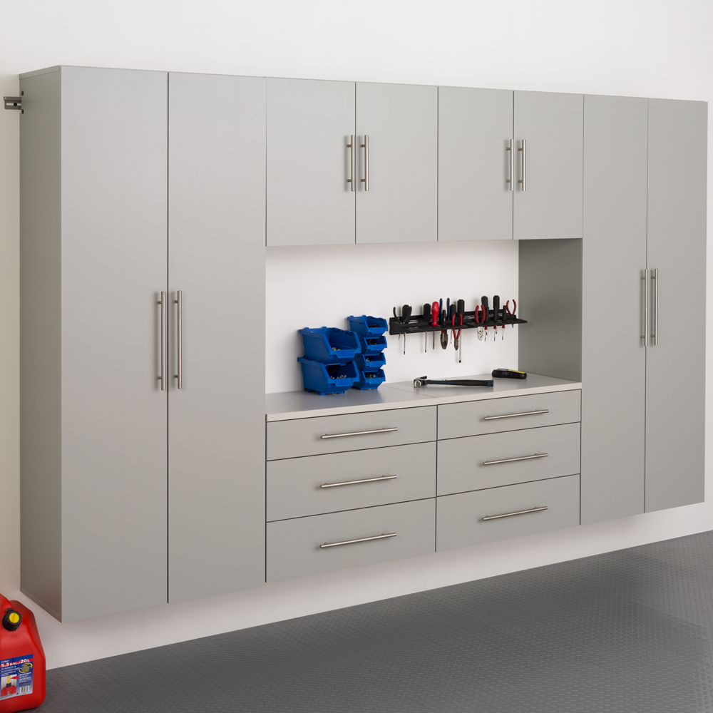 Cabinet garage storage systems 2017 2018 best cars reviews for Garage cabinets