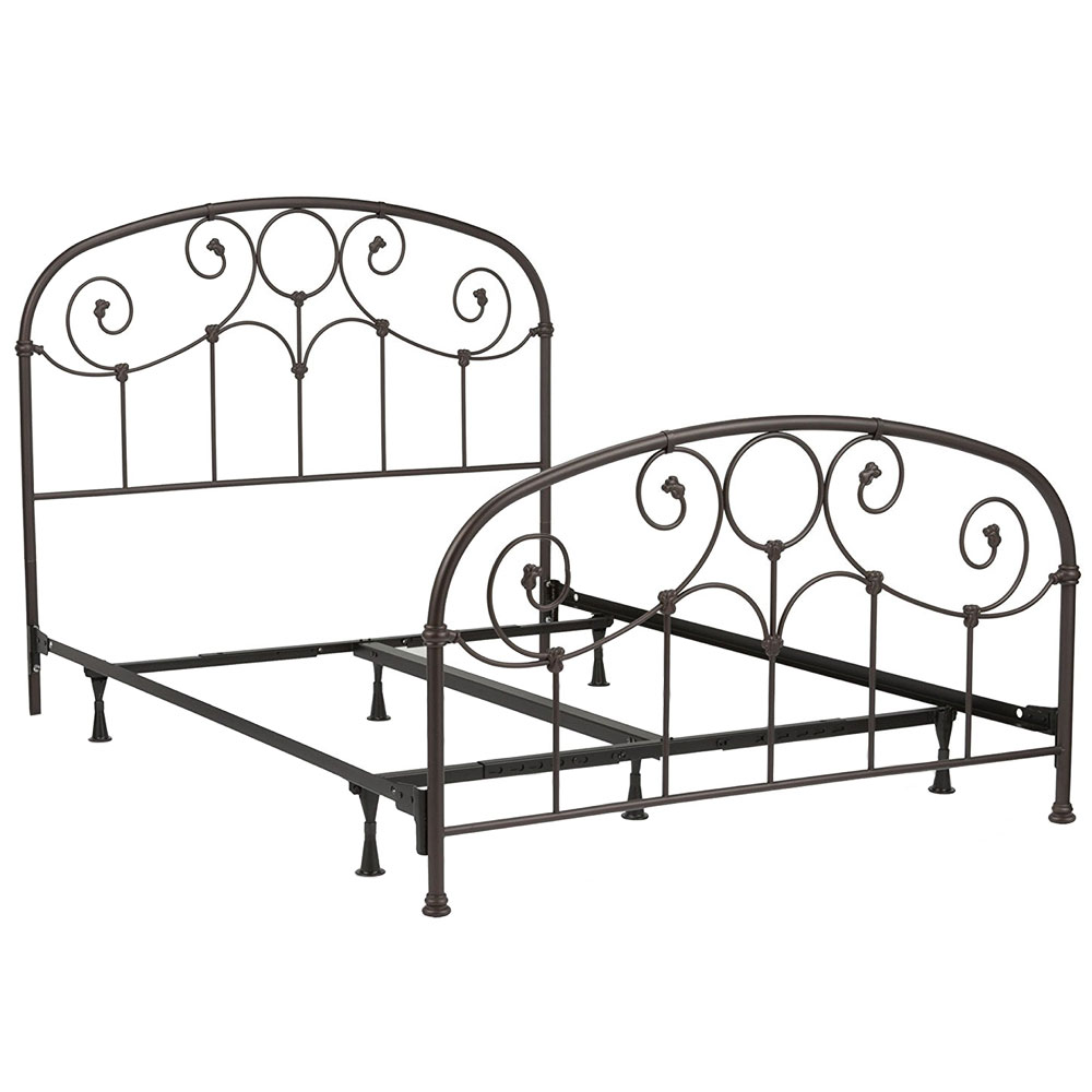 Grafton metal bed frame in beds and headboards Metal bed frame full