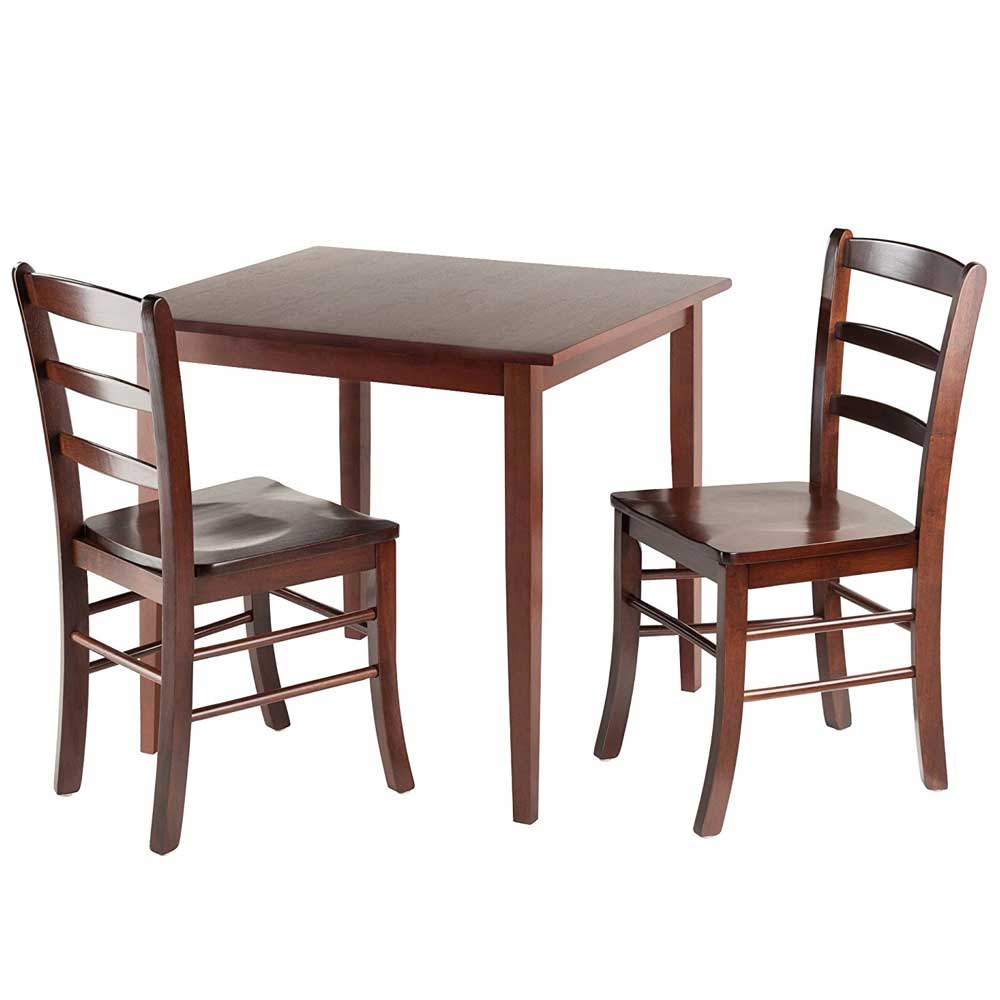 Groveland 3 Piece Dining Set In Dinette Sets