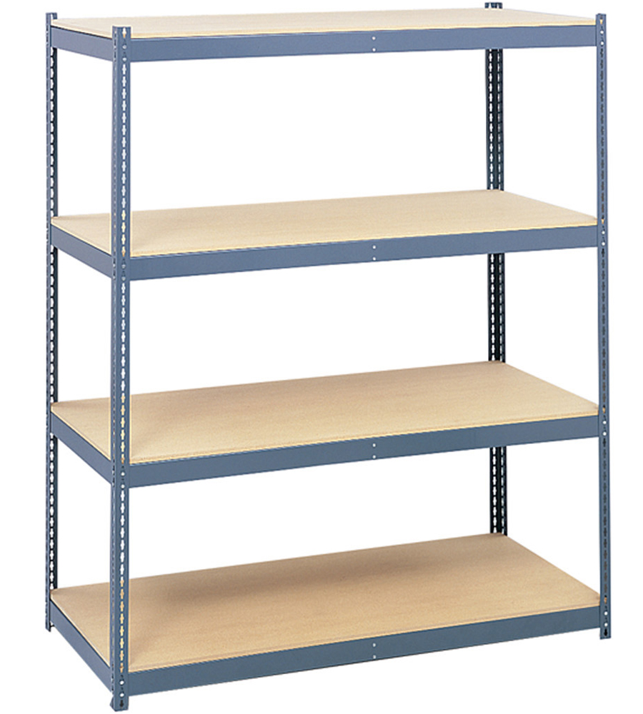 heavy duty storage rack boltless in heavy duty storage shelving. Black Bedroom Furniture Sets. Home Design Ideas
