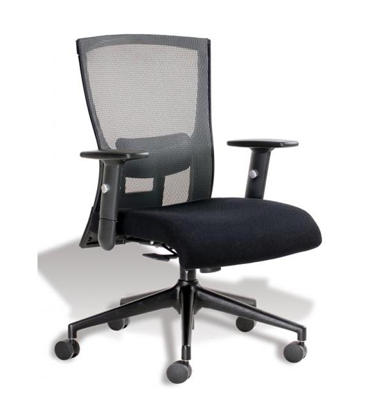 Office Office Seating Office Chairs Adjustable Mesh Back O