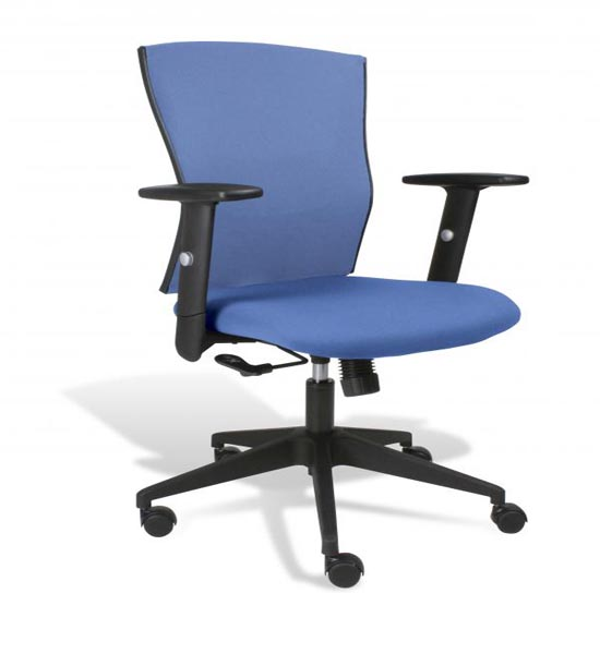 Office Furniture Office Chairs Classic Mid Back Adjustable Desk