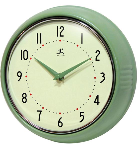 Retro Wall Clock in Clocks