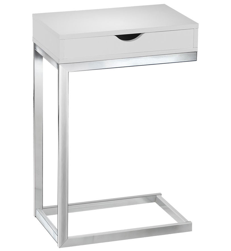 Living room end table in side tables for White end tables for living room