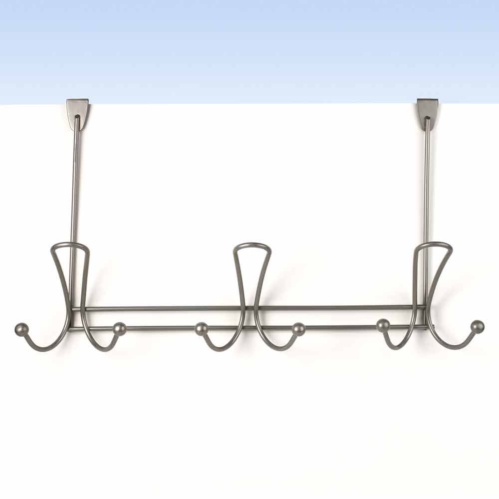 Elegant Over Door Coat Rack Image. Click Any Image To View In High Resolution