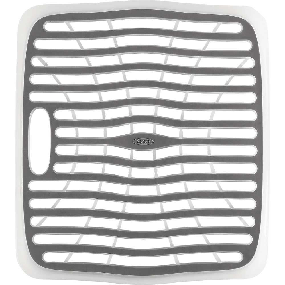 oxo good grips kitchen sink mat in sink mats