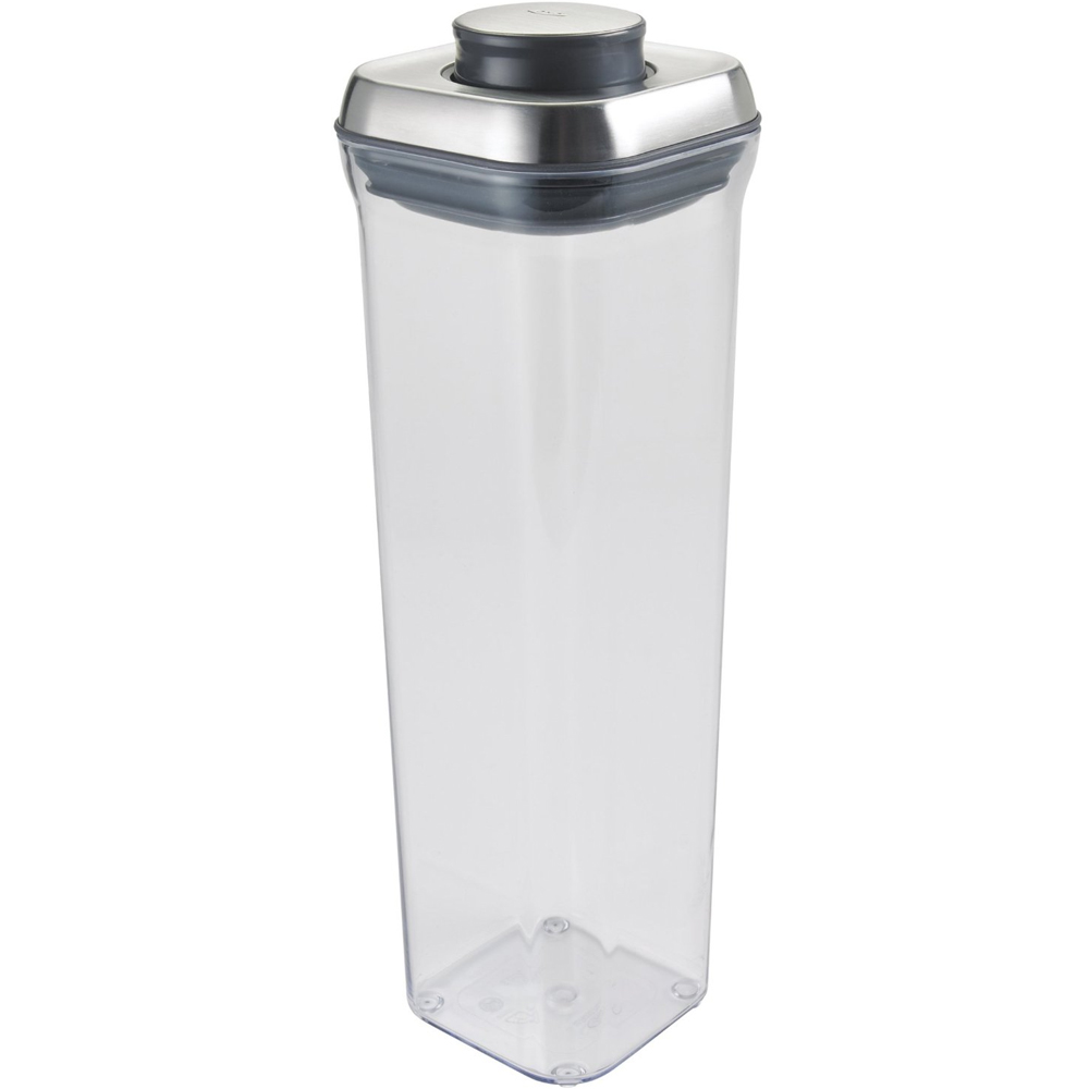 Oxo Stainless Steel Food Container In Kitchen Canisters