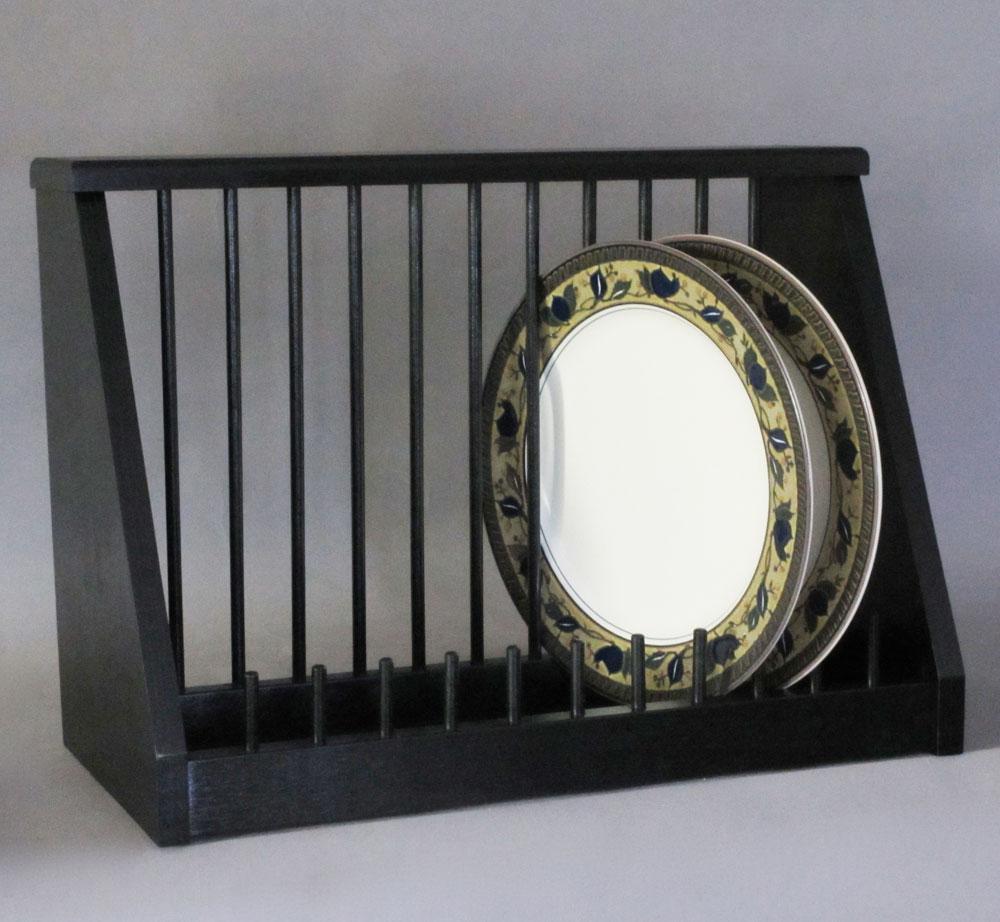 Three Plates On Wall