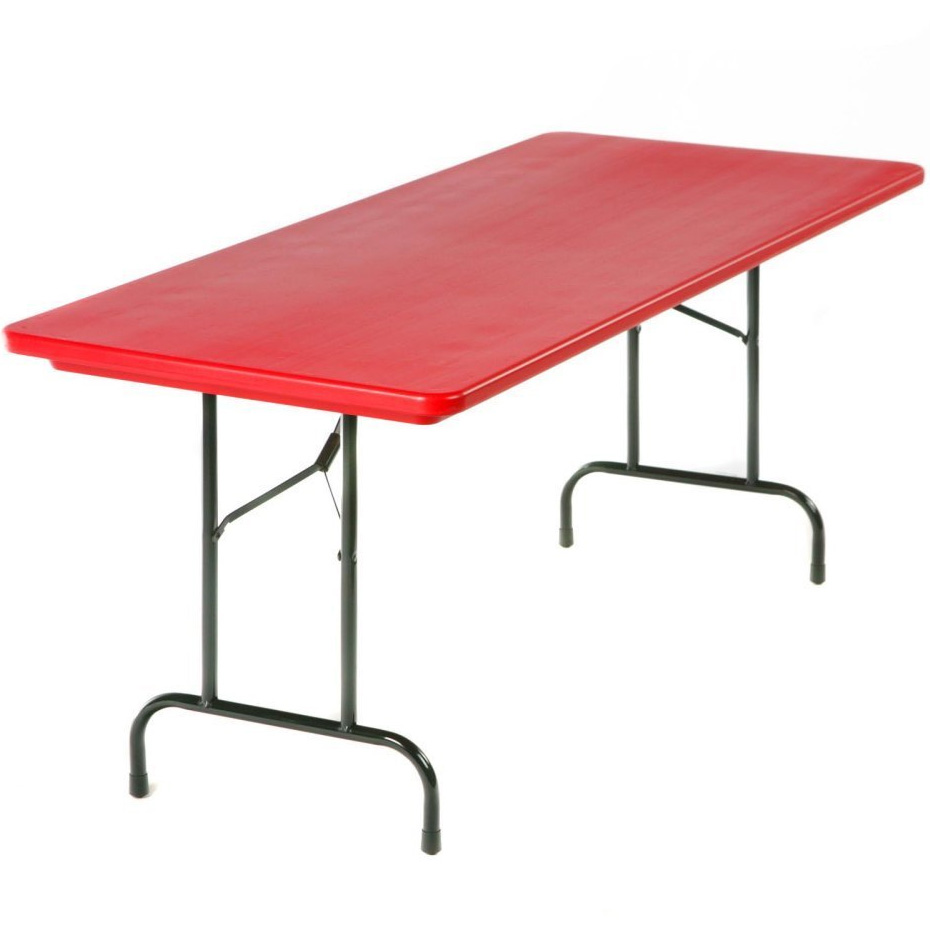 Portable folding table in folding tables for Table locks acquired immediately 99