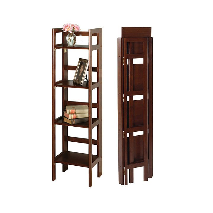 Narrow Folding Bookcase Image Click Any To View In High Resolution