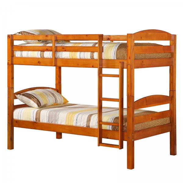 Twin Size Kids Bunk Bed In Bunk Beds
