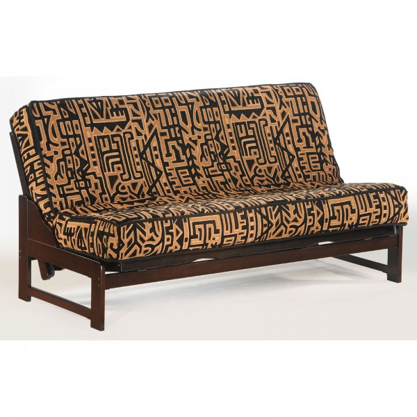 Eureka Queen Futon Frame by Night and Day Furniture in Futons