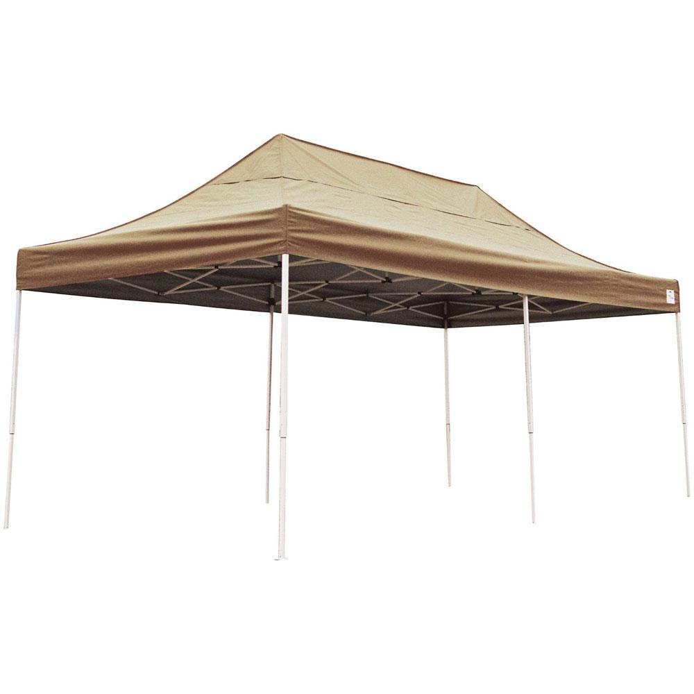 Pop Up Carport : Shelterlogic pop up carport in canopies