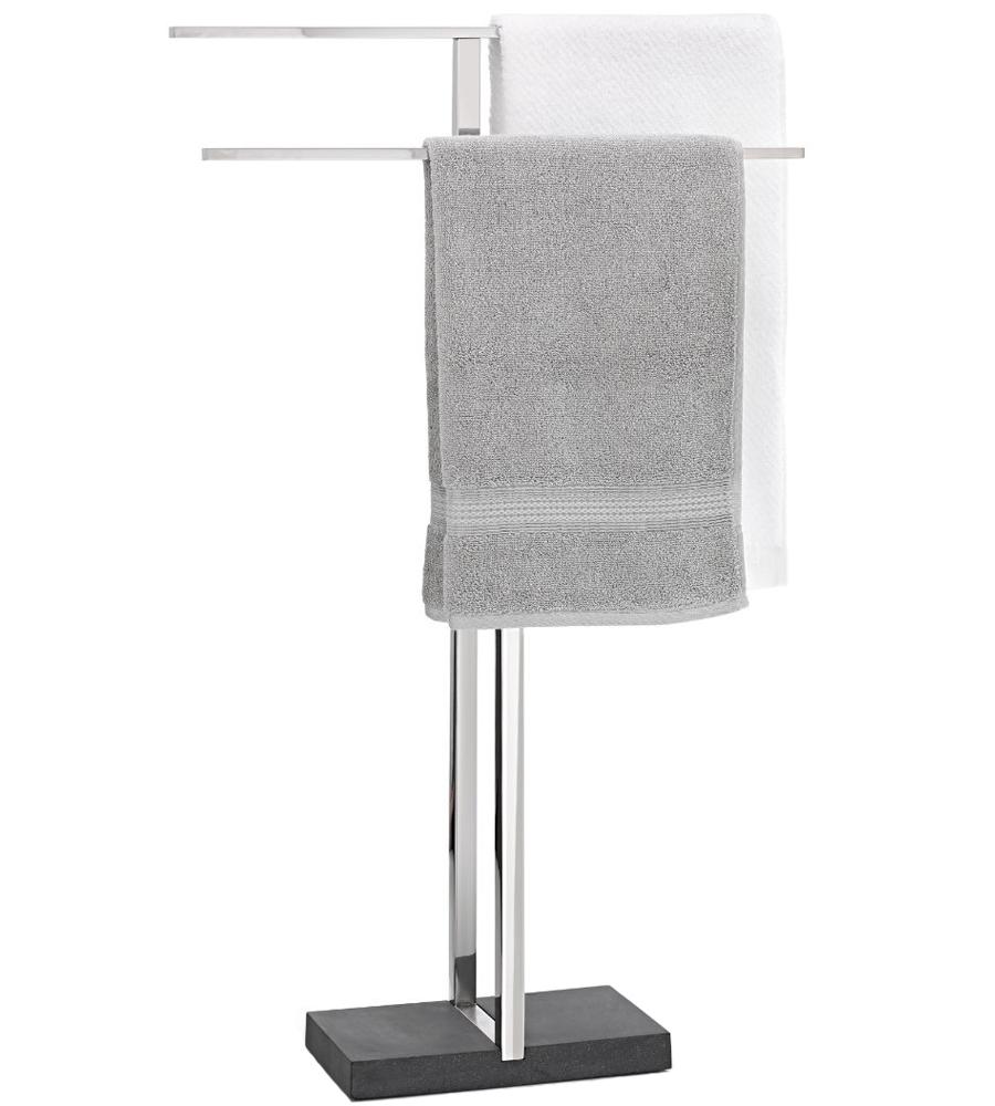 Stainless Steel Towel Rack In Free Standing Towel Racks