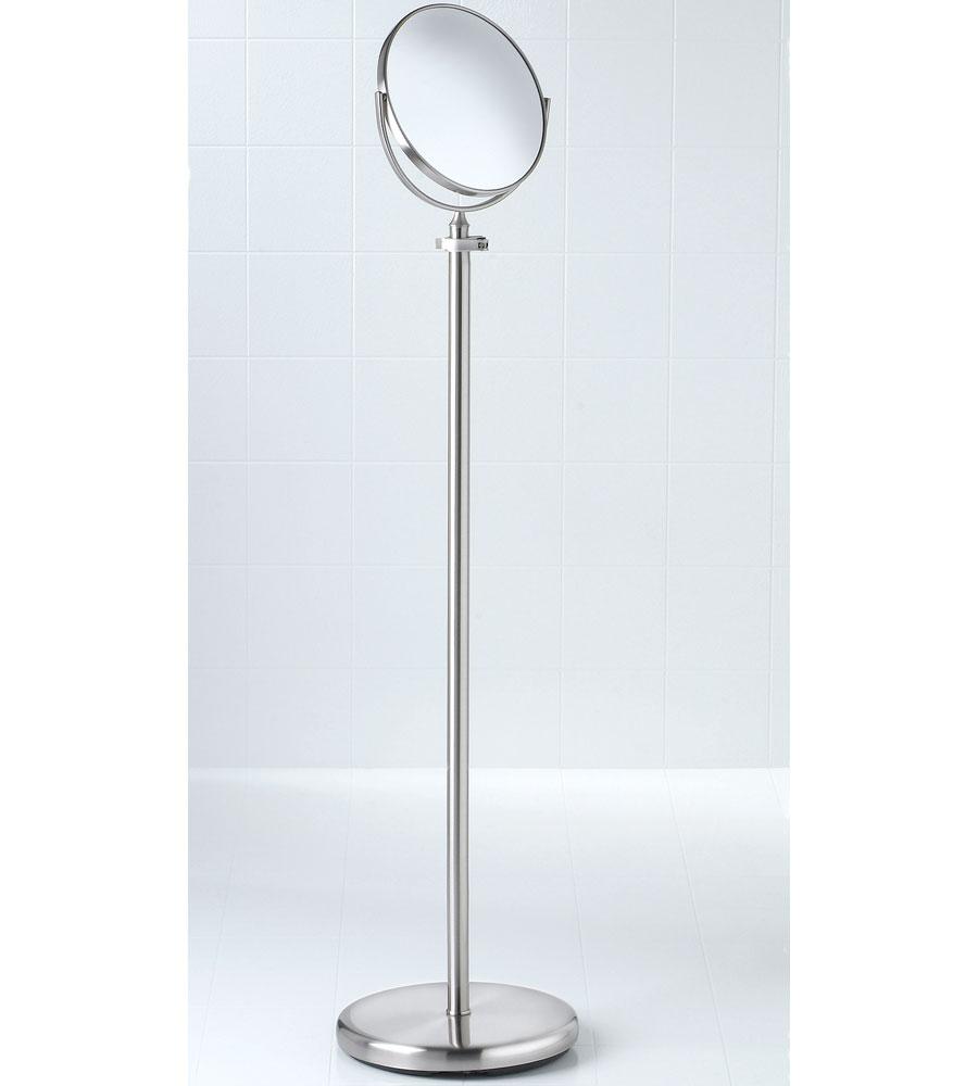Bathroom Mirror Oval Tilt Wall In December