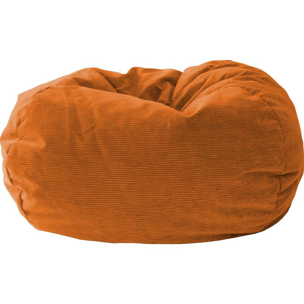 Suede Bean Bag Chair Medium In Bean Bag Chairs