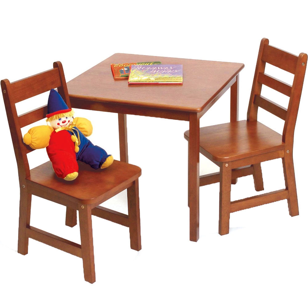 Toddler table and chairs set in kids furniture for Table and chair set