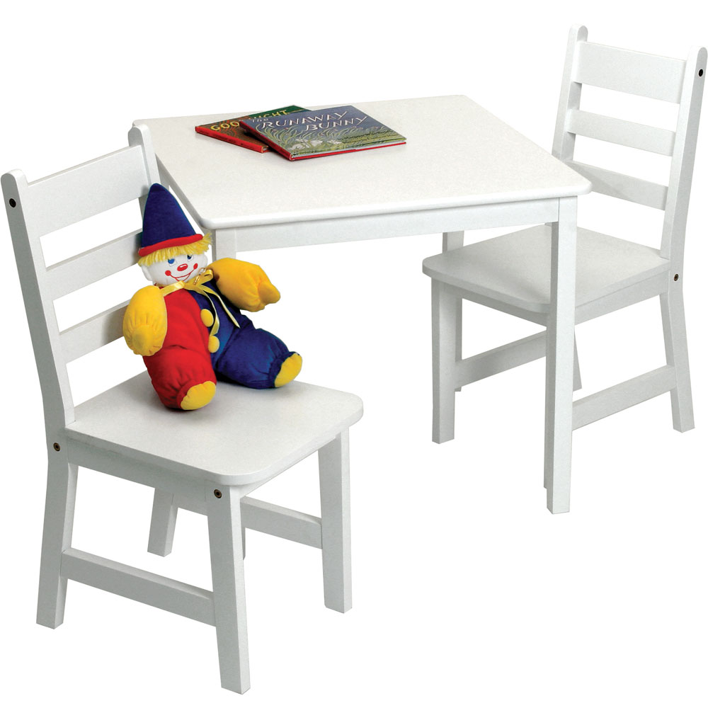 Toddler table and chairs set in kids furniture for Kids sitting furniture