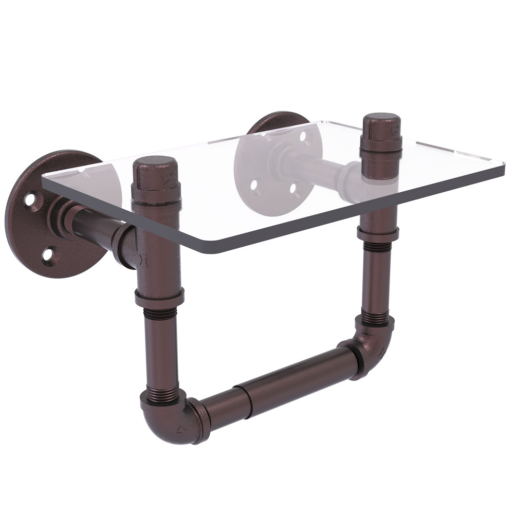 Toilet Paper Holder With Shelf In Toilet Paper Holders