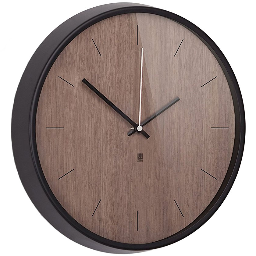 umbra kitchen wall clock in wall clocks