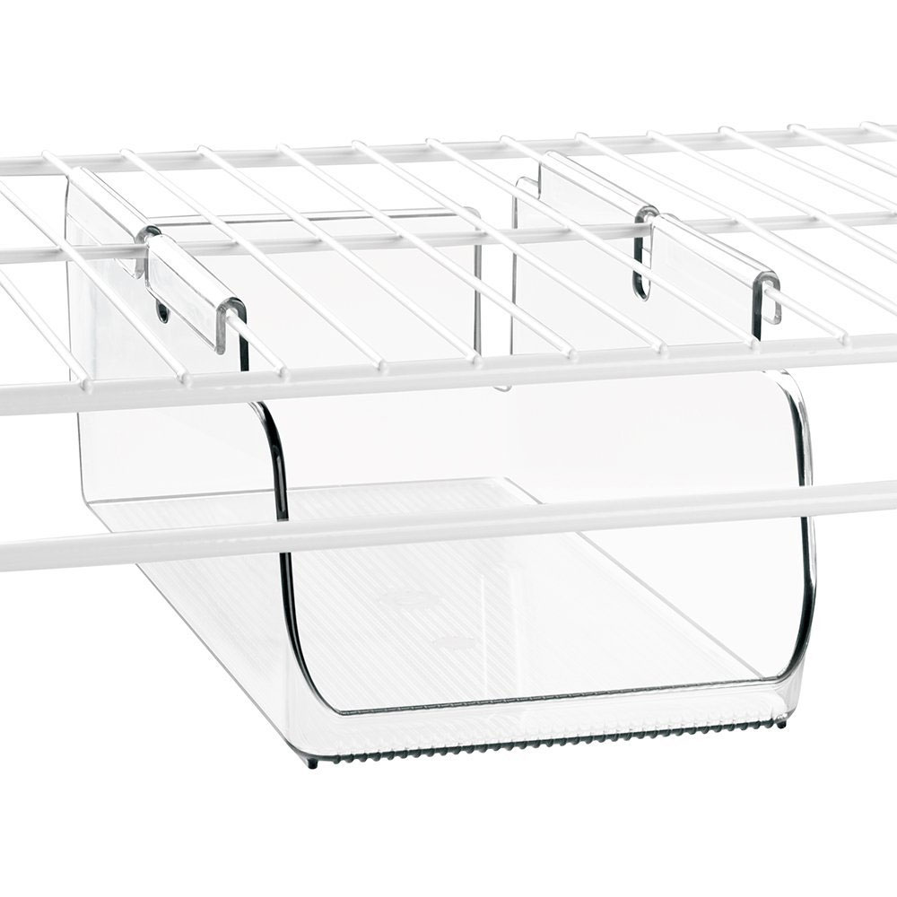 Under Shelf Storage Bin - Wire Shelving in Under Shelf Storage Racks