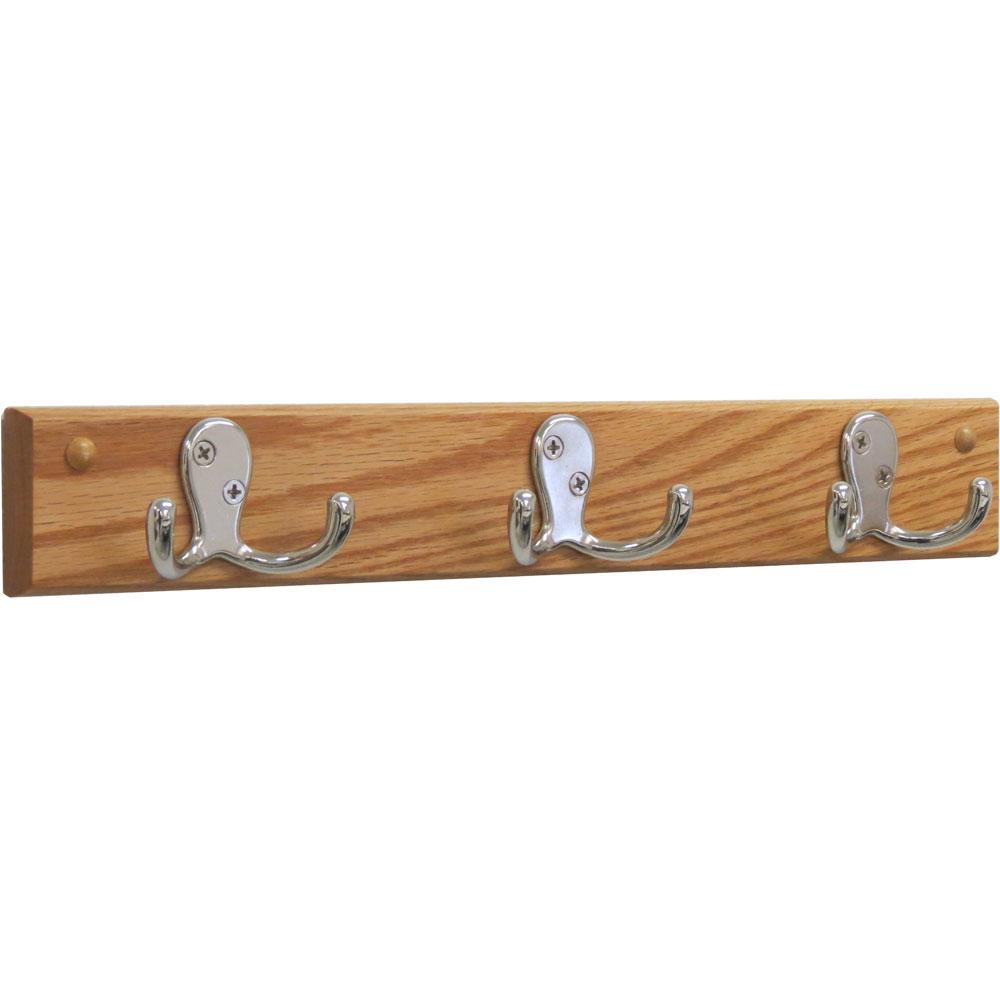 wall mounted coat rack in wall coat racks. Black Bedroom Furniture Sets. Home Design Ideas