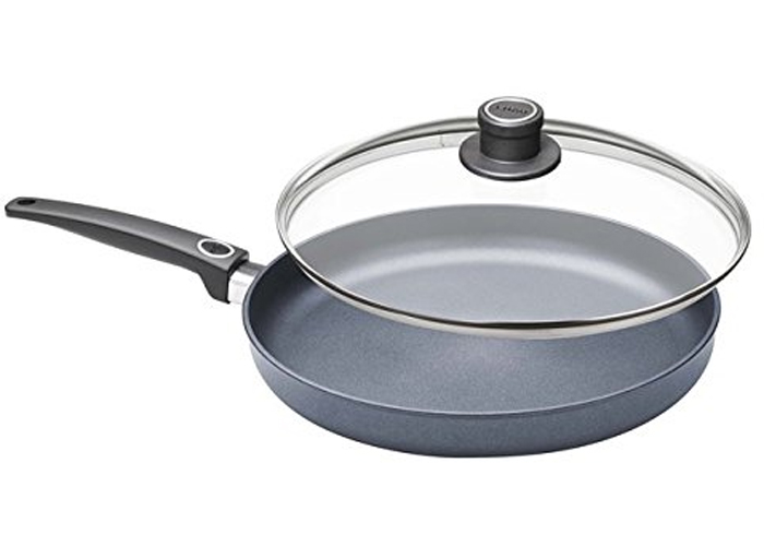 Woll Induction Fry Pan With Lid Diamond Lite In Cookware