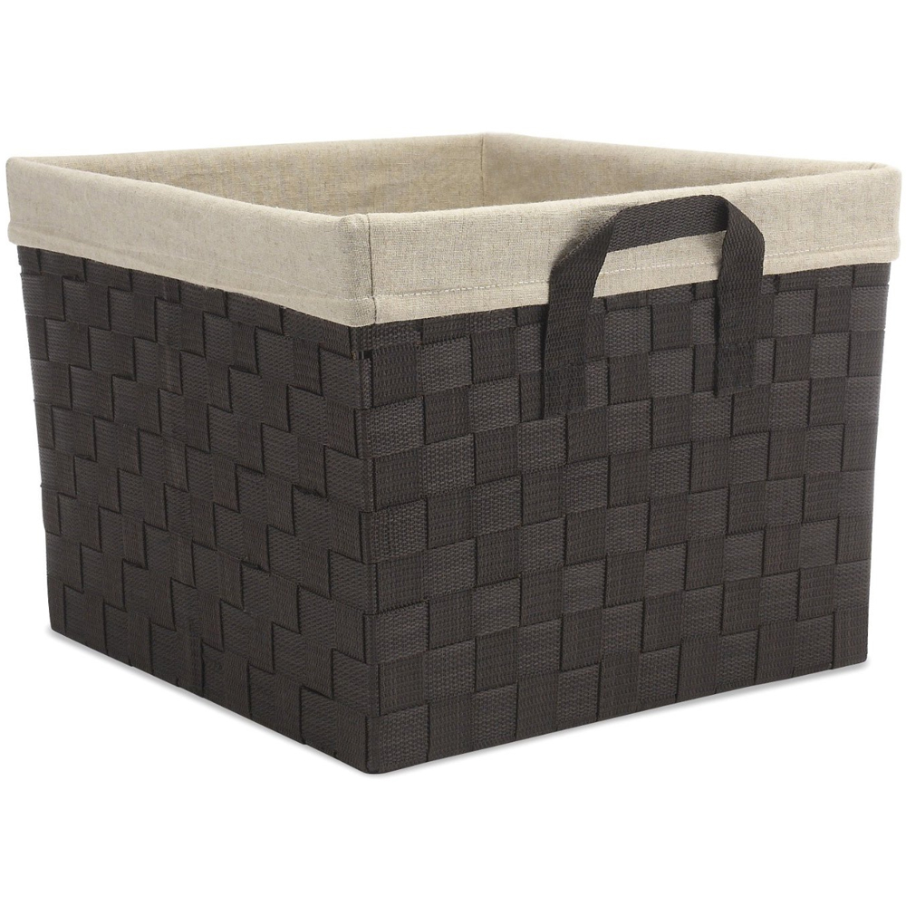 Fil tiered baskets with fruit on kitchen counters, and organize laundry with woven hampers. Looking for bathroom storage? Stash makeup, towels and accessories in wire baskets, and customize the look with a basket .