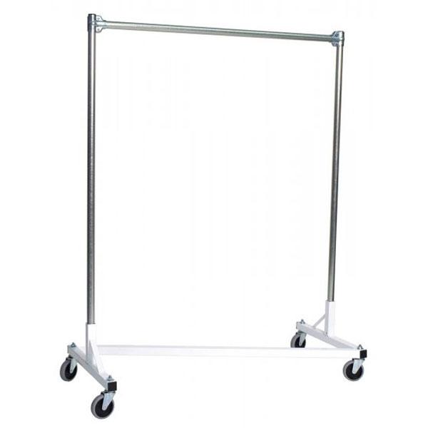 Z garment rack 3ft single rail in clothing racks and wardrobes sisterspd